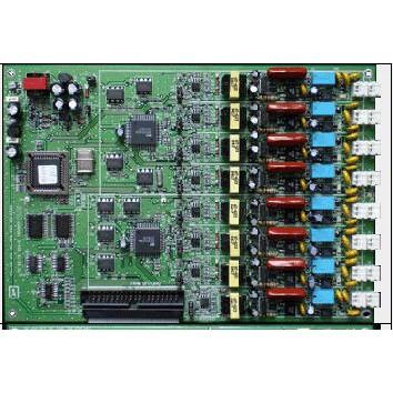 萬國總機系統#FX-60ATK(4CID)#4回路類比外線卡#外線卡#擴充卡#商用電話#電話總機#外線界面卡#界面卡