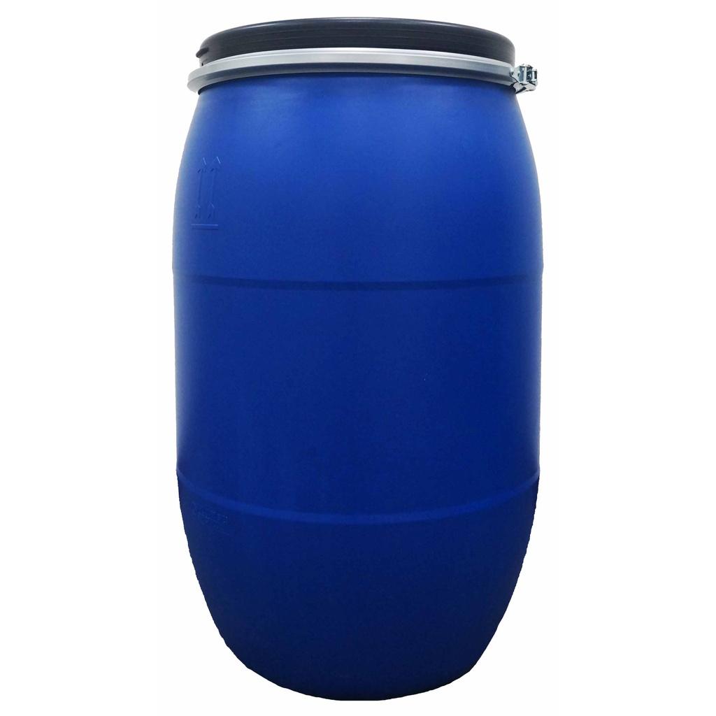 120L 公升 30加侖 大開口塑膠桶 化學桶 廚餘桶 萬用桶 農用 工廠用 家用 固定用水桶 HDPE 耐酸鹼
