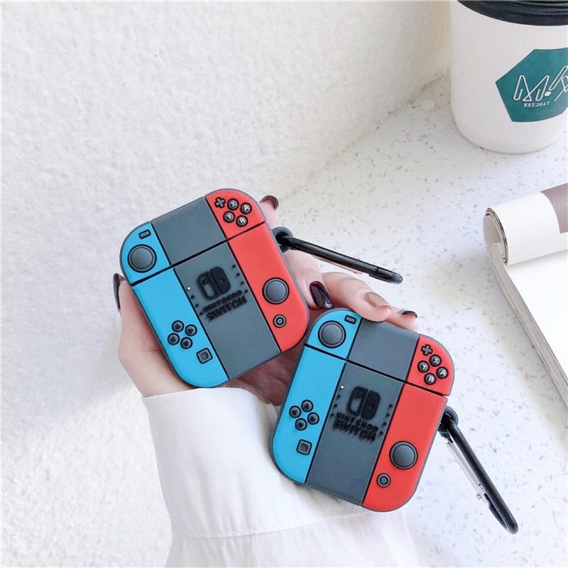 創意switch遊戲機Airpods/AirPods pro保護套