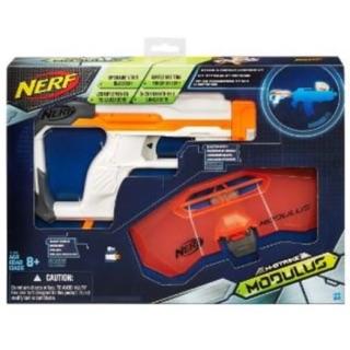 NERF 自由模組系列:攻擊防衛套件(JOLT N-STRIKE elite 彈夾 彈匣組 臺南市
