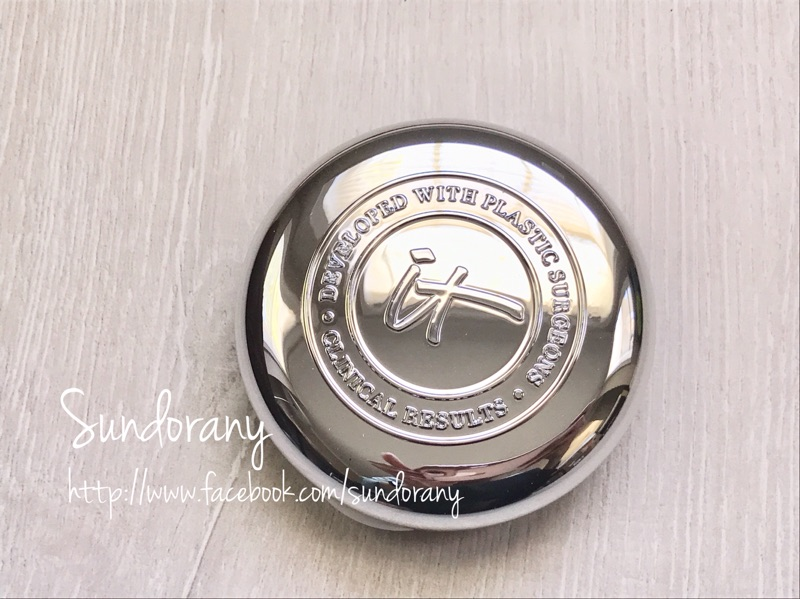 Sundorany美國代購 it cosmetics 霜狀粉餅 超遮瑕新上市