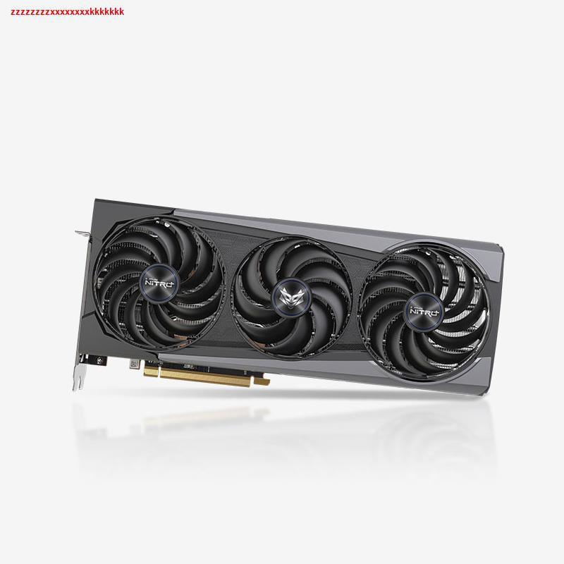 AMD藍寶石 RX6800/RX6800XT 16G超白金 賽博朋克2077獨立游戲顯卡