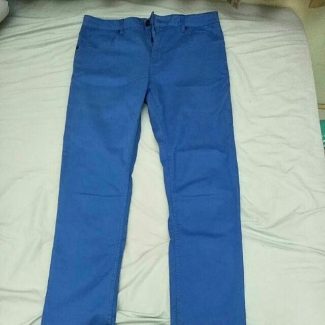 Burberry牛仔褲
