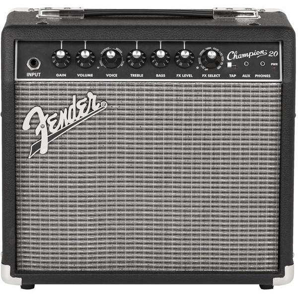 Fender Champion 20 電吉他 音箱 20瓦 入門 初學 茗詮