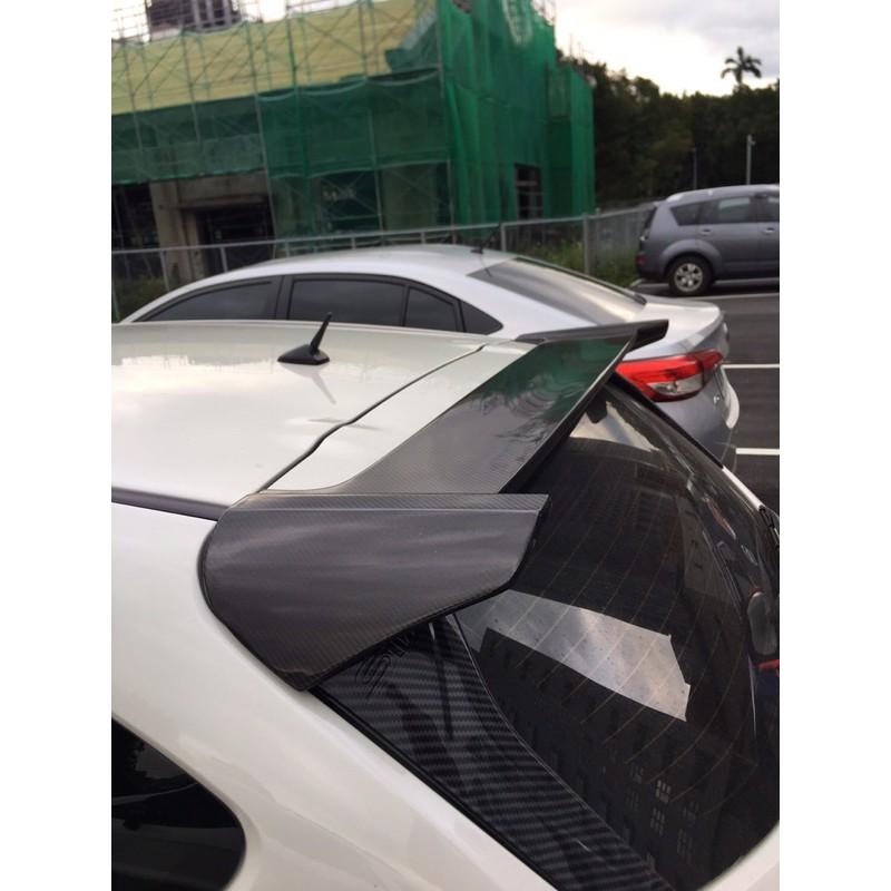 DK保養空力套件精品impreza XV GP碳纖卡夢尾翼