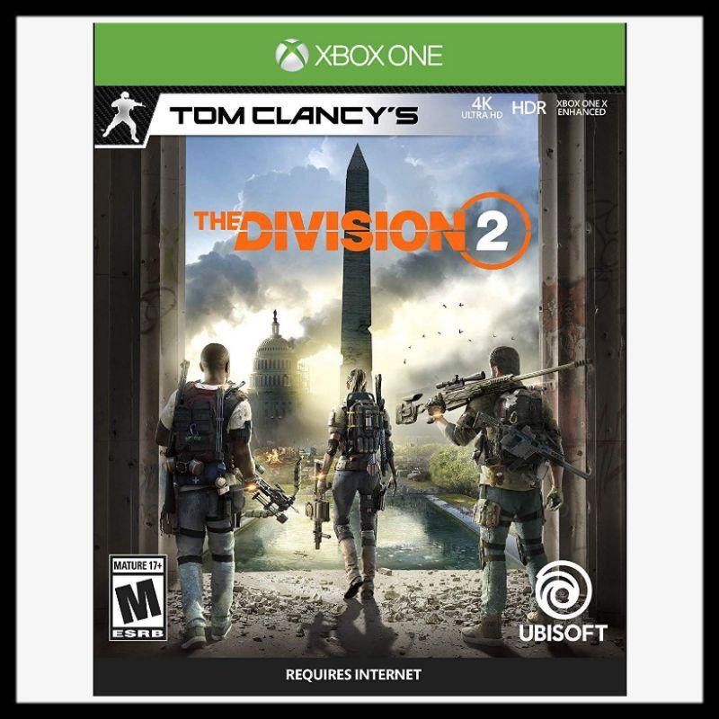 【官方序號】XBOX ONE SERIES S X 中文 湯姆克蘭西 :全境封鎖 2 紐約軍閥 Tom Clancys