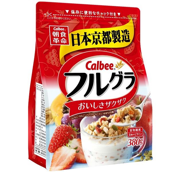 卡樂比富果樂水果麥片380g【康是美】
