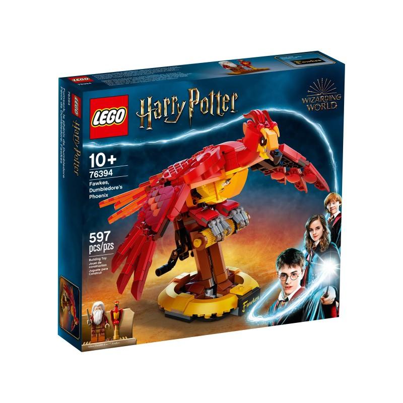 [玩樂高手附發票] 樂高 LEGO 76394 Fawkes, Dumbledore's Phoenix