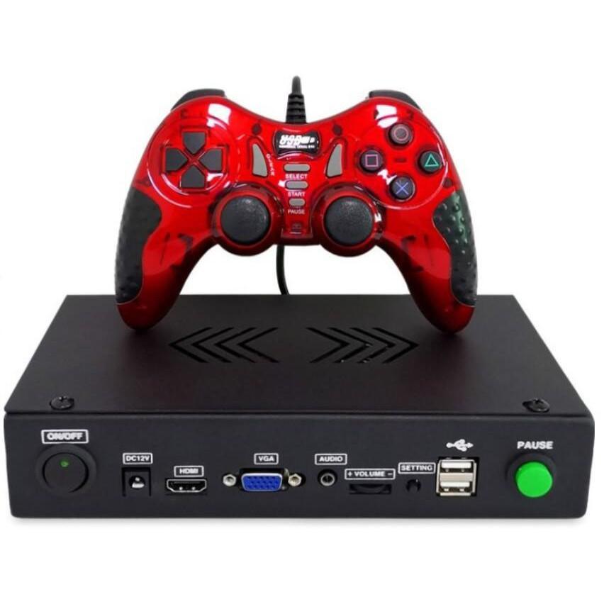 月光寶盒 3DW PRO 小黑盒  WIFI 線上更新 街機 大型街機 復古電玩 繁中介面 可存檔 四人遊戲 可搭配螢幕