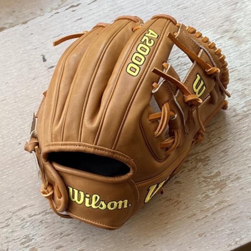 美規Wilson a2000 DP15棒球手套 壘球手套 硬式