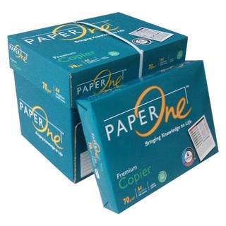 PAPER ONE 進口 影印紙 70磅 70p 500張/ 包 電腦紙 列印紙 傳真紙 模造紙 B4 A3 A4 A5 臺北市