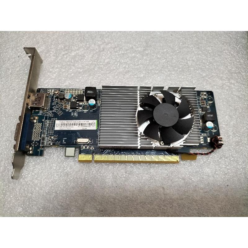 HD 6450 1GB DDR3顯示卡 中古良品 測試正常 HDMI VGA