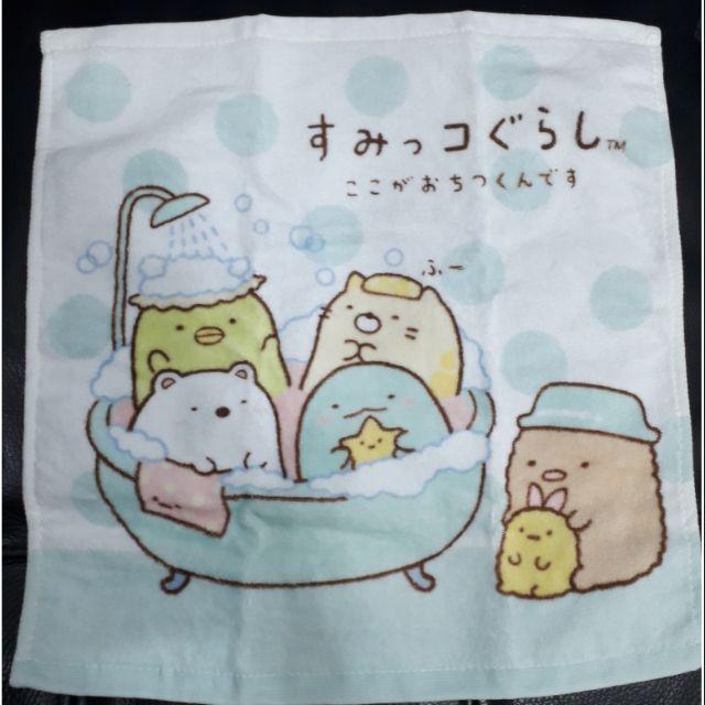角落生物方巾 角落生物 毛巾