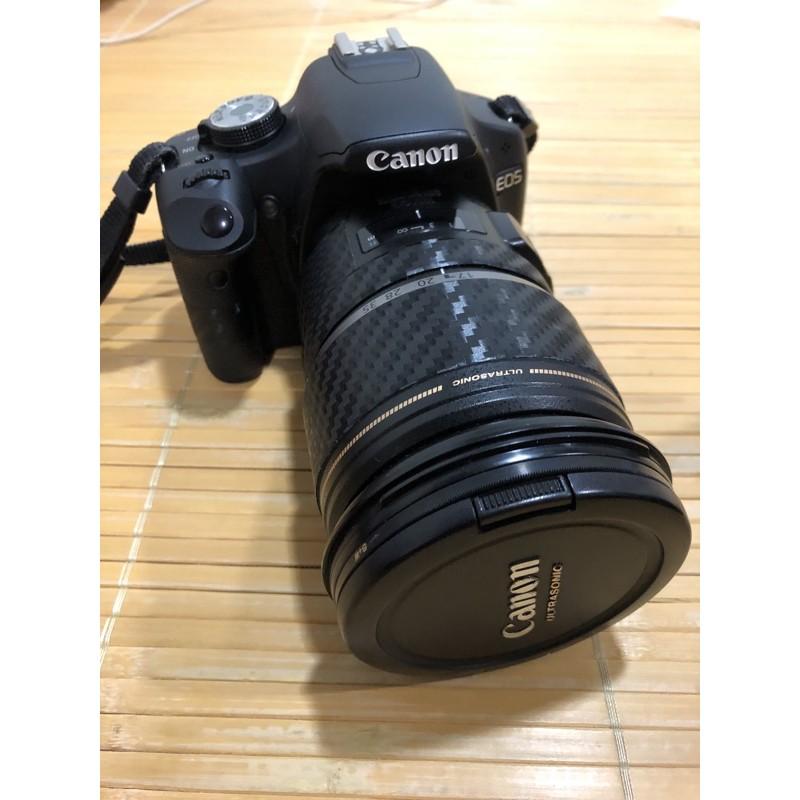 Canon 500D 17-55 f2.8 二手