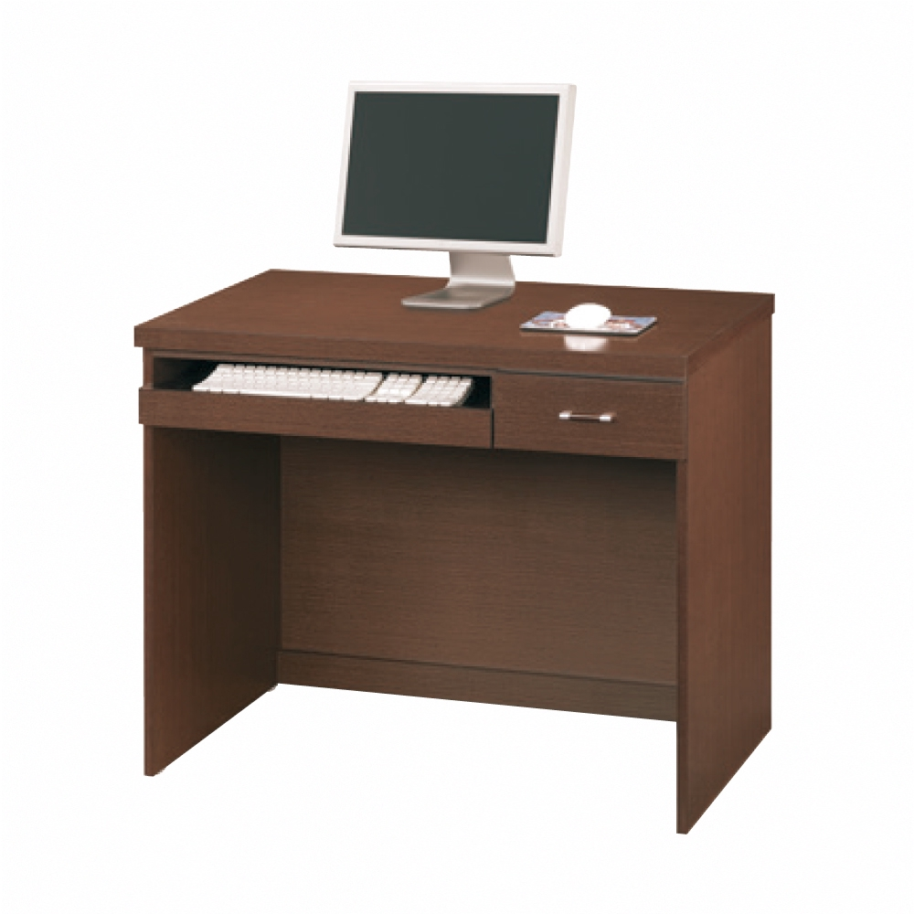AS-黑桃3尺電腦桌-91×58×76cm