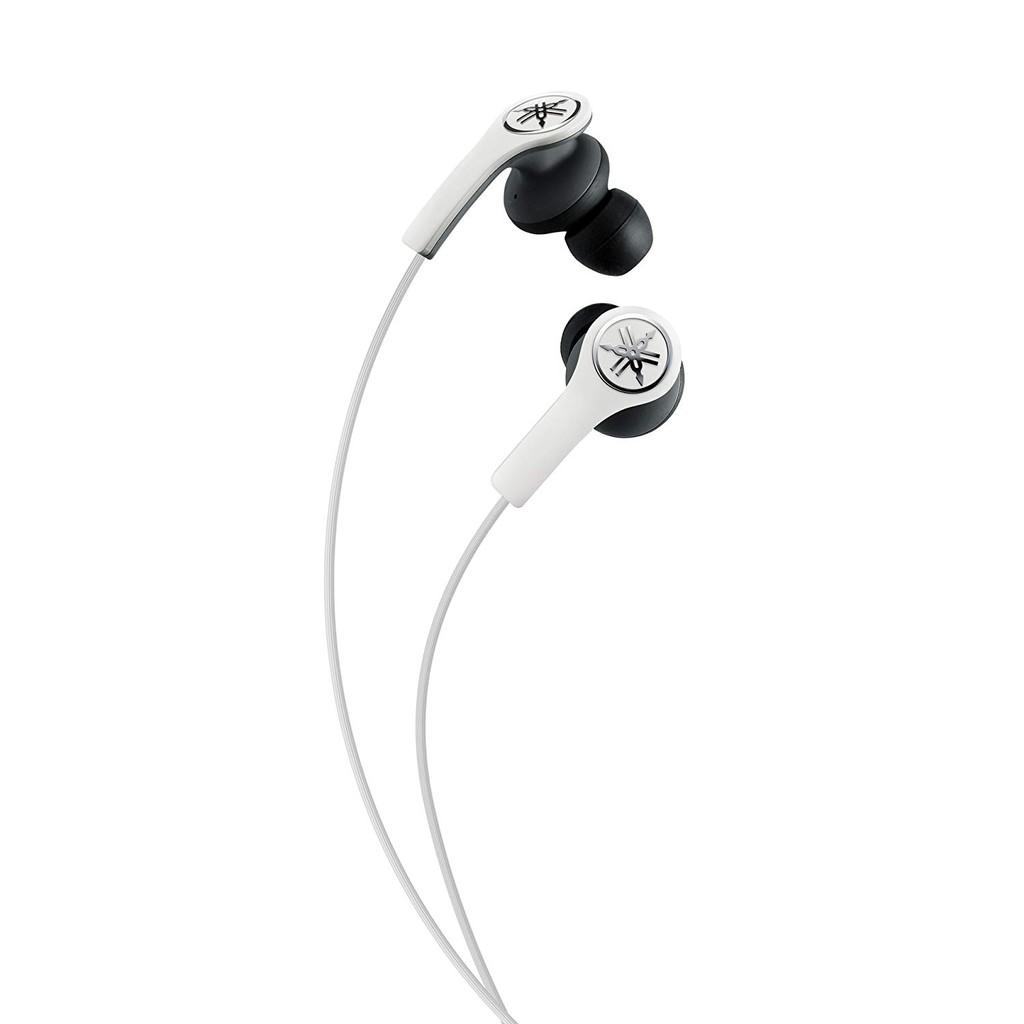 YAMAHA EPH-M200 世界首創 β鈦金屬聲音導管 耳道式線控耳機-白 4-7個工作天