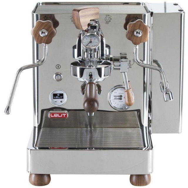 台中彰化到府安裝Lelit bianca PL162T可變壓 PID雙鍋爐 義式咖啡機