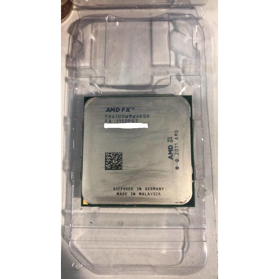 AMD FX-4100 Quad-Core