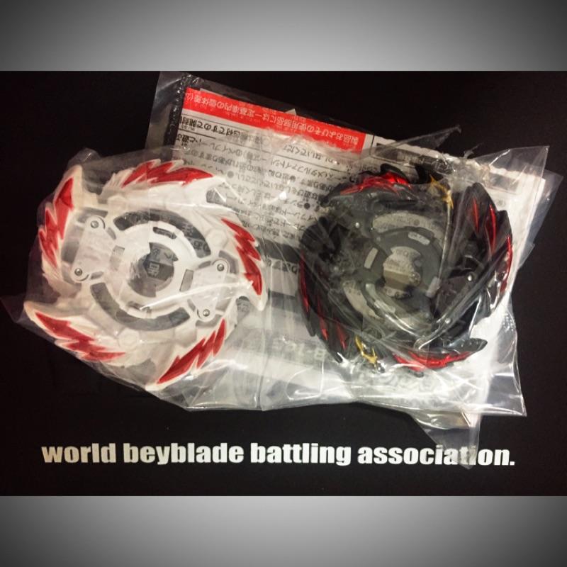 B145 新品拆賣 結晶輪盤 戰鬥陀螺
