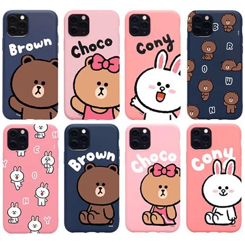 韓國 LINE FRIENDS 手機殼 軟殼│LG G8 VELVET V50 V50S G8X G7 V40
