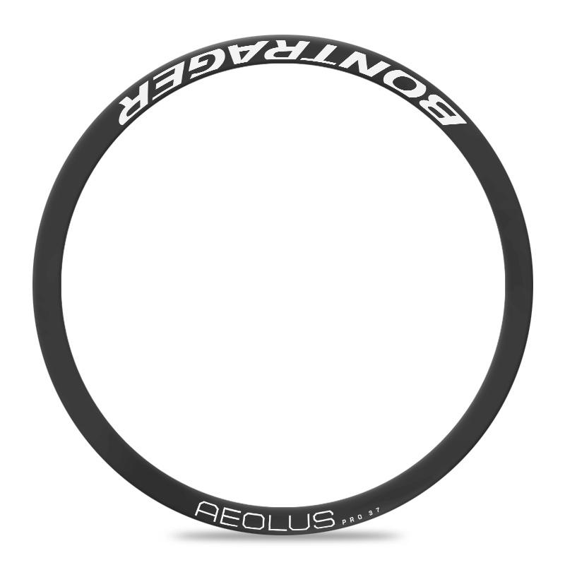 適用於 Bontrager aeolus pro37 tlr 車圈裝飾貼紙的自行車貼花