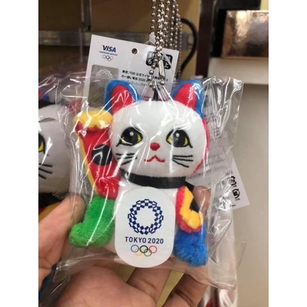 2020日本東京奧運限量招財貓吊飾