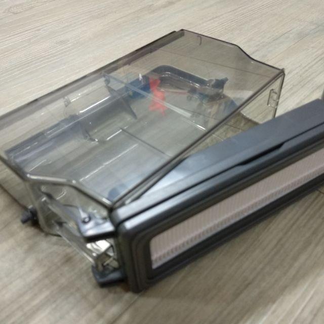 科沃斯ecovacs 清潔 掃地 機器人 deebot da60,slim 配件『集塵盒』(含一片濾網海綿)