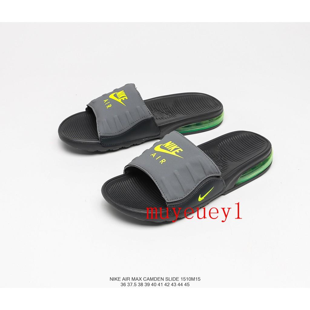現貨 NIKE🔥AIR MAX CAMDEN SLIDE 耐吉 氣墊拖鞋 男女拖鞋 舒適沙灘鞋 緩震拖鞋 耐磨沙灘鞋