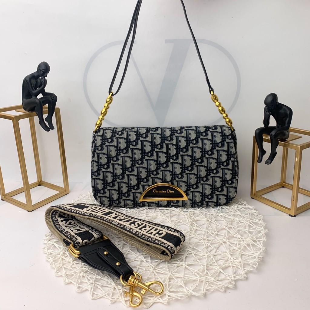 代購實拍Dior迪歐女包 迪奧斜挎包單肩包 側背包翻蓋扣肩背包JADIOR帆布包鏈條包蒙田包手提包馬鞍包 斜背包