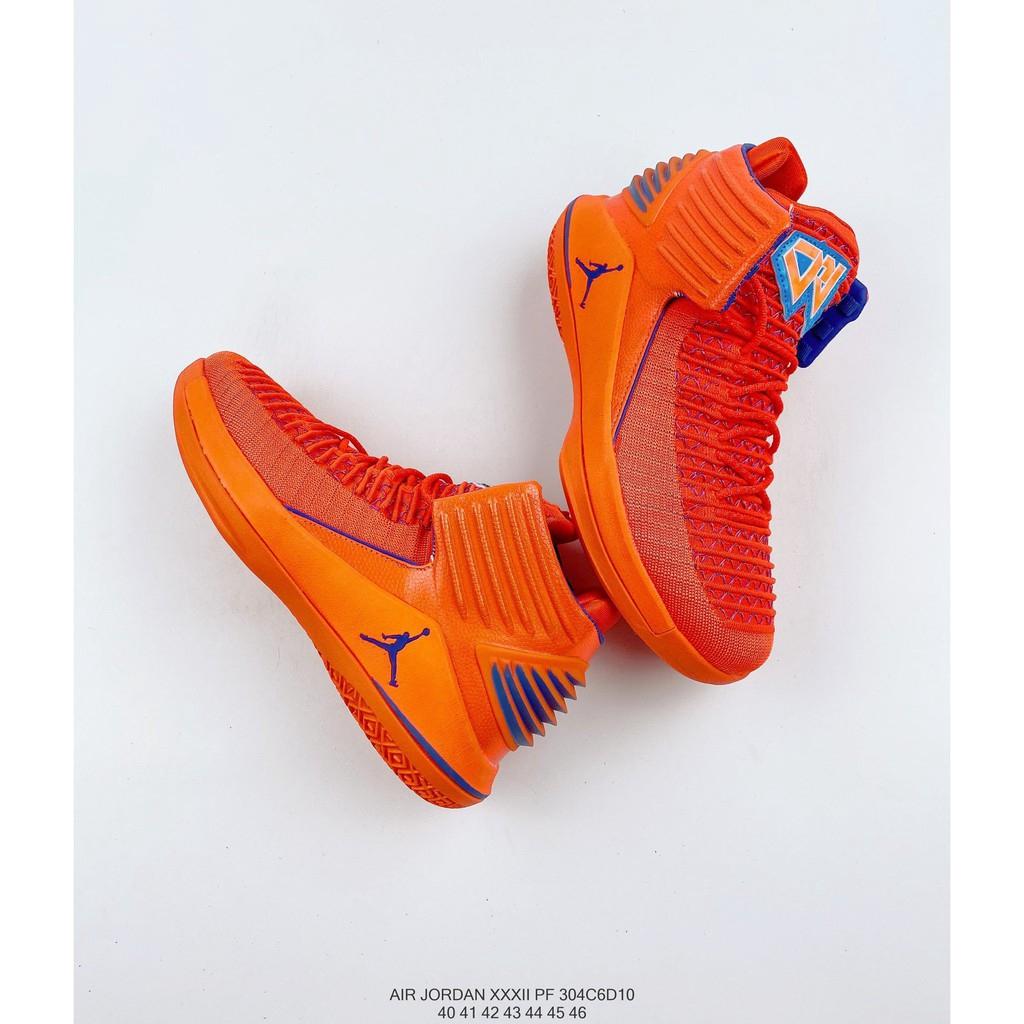 Air Jordan XXXII PF AJ32 Jordan第32代Thunder Westbrook經典時下籃球鞋