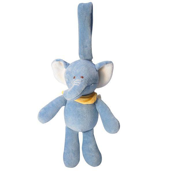 【麗兒采家】美國 miYim 推車吊掛娃娃~大象
