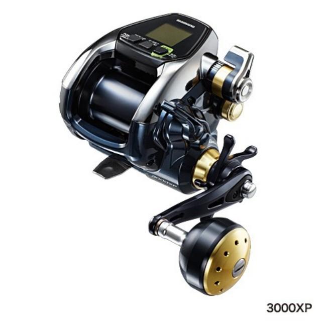 SHIMANO電動捲線器 BEAST MASTER 3000 3000XP/3000XS BM3000 電捲