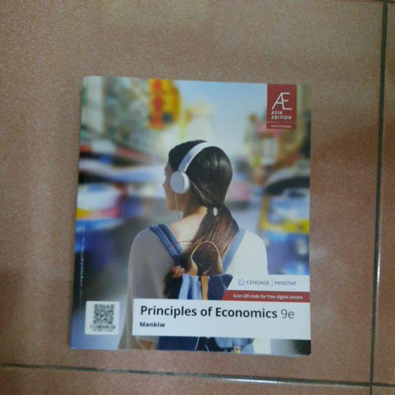 Principles of Economics 9e 經濟學第九版 Mankiw