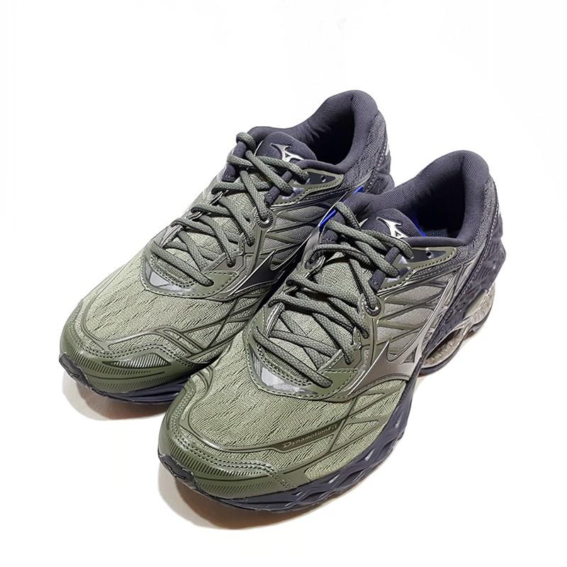 MIZUNO 美津濃 WAVE CREATION 20 男 一般型 高階慢跑鞋 J1GC190158【S.E運動】