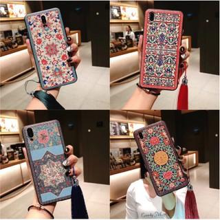 延禧攻略流蘇手機殼三星S8 S9 Note8 Note9中國風軟殼小米8 小米A1 A2 小米Mix2s 紅米Note5