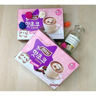 [現貨] 韓國直進 Mitte 漂浮 樹懶 樹熊 棉花糖 最新 經典 熱可可飲 可可粉 巧克力粉 桃園市