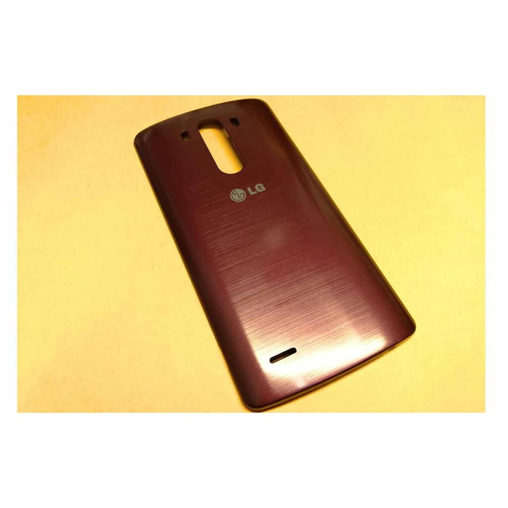 二手 LG G3 紫色 零件 背蓋 無線充電