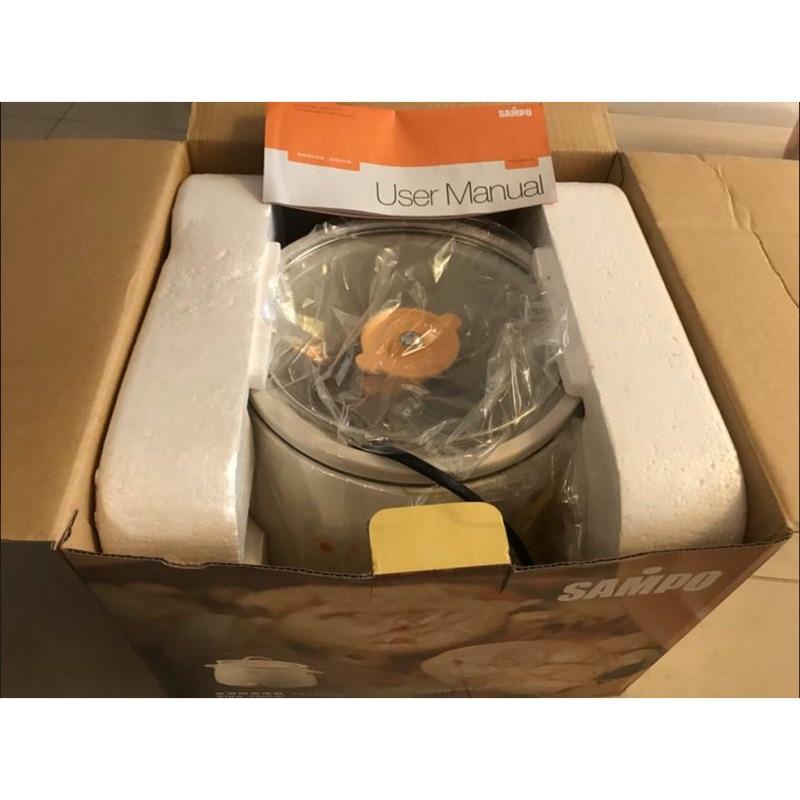 聲寶陶瓷燉鍋(全新 )TQ-L5301CL