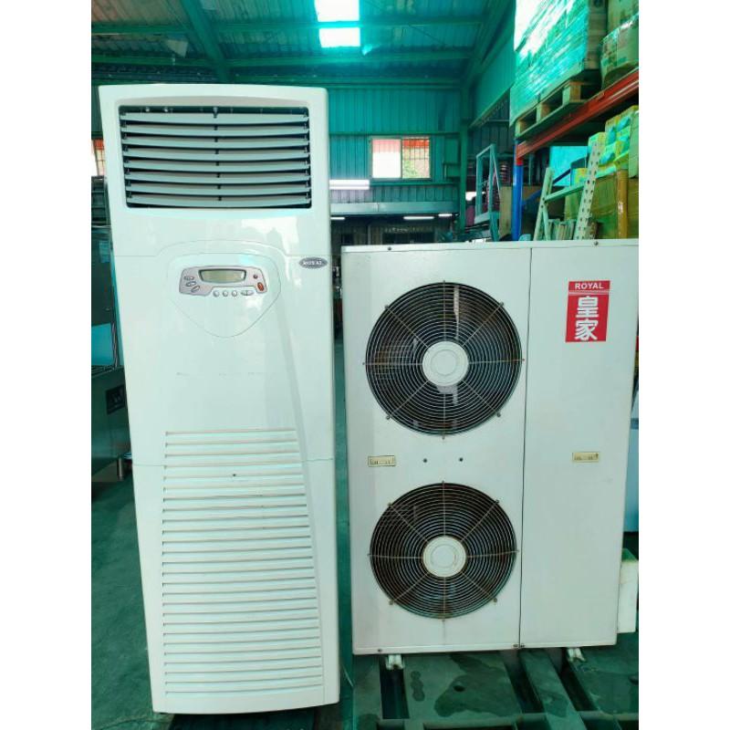 皇家5噸直立式冷氣 220V 漂亮少用 🏳️🌈萬能中古倉🏳️🌈 二手商品 餐飲設備 冷氣