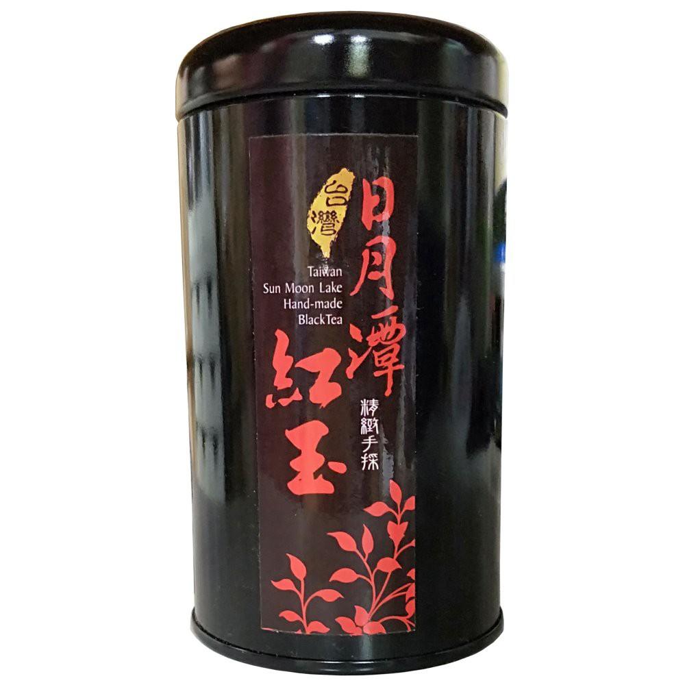 【啡茶不可】玫瑰紅玉紅茶(50g/罐)最時尚的無糖茶飲男女老少都超愛喝