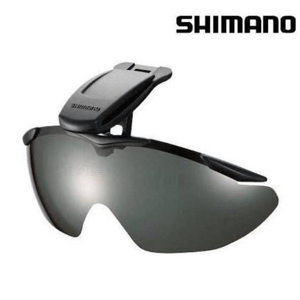 釣之夢~SHIMANO HG-002N 夾帽式偏光鏡 墨鏡 釣魚 帽沿 前後 上下 調整