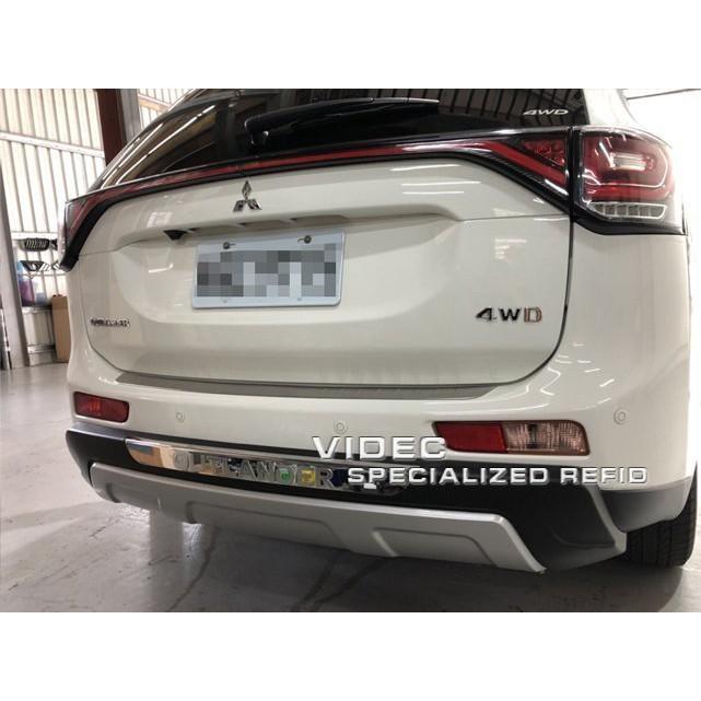 巨城汽車精品 三菱 2014-15 OUTLANDER 倒車雷達 2.3.4.眼 崁入式倒車雷達