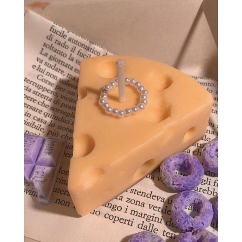 QQ奶油白 珍珠戒指