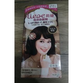 【全新未拆封】日本KAO 花王 莉婕 Liese 泡沫染髮劑 巧克力棕色