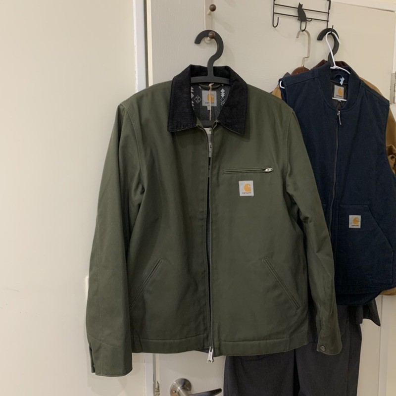 Carhartt WIP 16FW Detroit jacket XL 絕版黃標