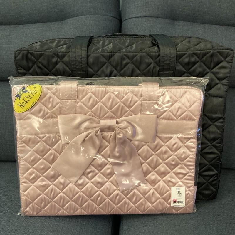 🇹🇭泰國帶回🇹🇭naraya 泰國曼谷包 旅行袋M號 玫瑰粉色