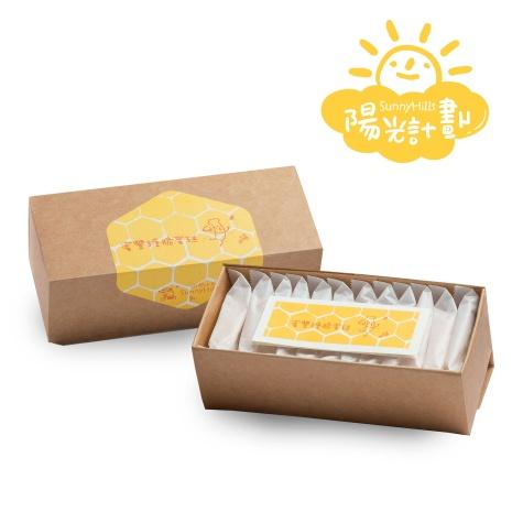 微熱山丘 脆蛋糕禮盒蜜糖脆蛋糕12片裝 非 鳳梨酥 附提袋 現貨 12月才到期