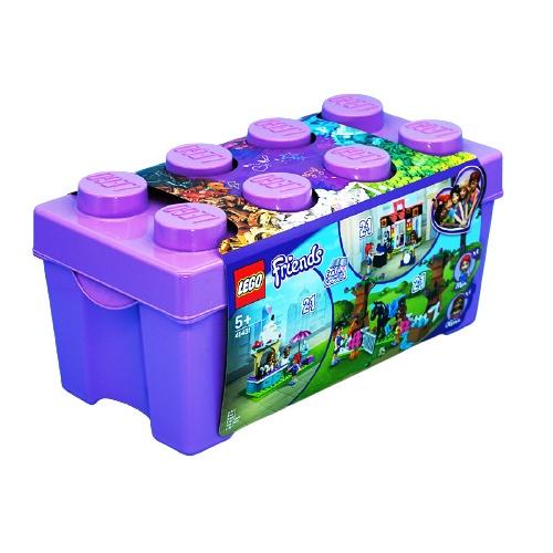 LEGO樂高41431女孩系列心湖城積木盒2020年新款