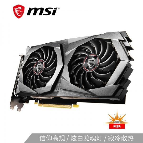 【KEJIA】微星(MSI)魔龍 GeForce GTX 1650 SUPER GAMING X 4GD6 1650S旗