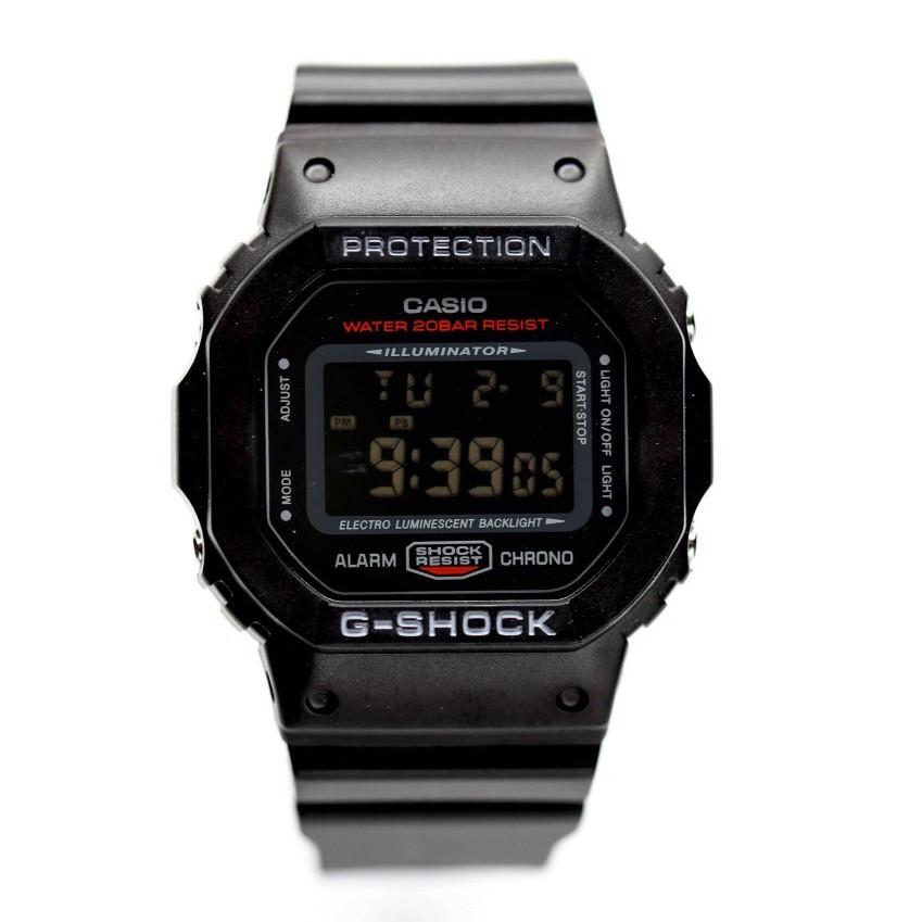 卡西歐Porter×G-SHOCK手錶男戶外運動限量電子GM-5600EY-1JR